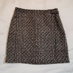 Banana Republic Tweed Skirt size 0